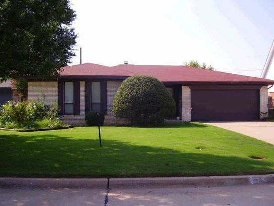 624 Brightside Dr, Midwest City, OK 73110