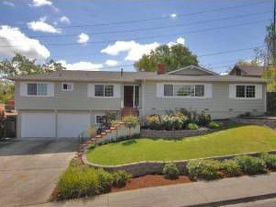 851 Chesterton Ave, Redwood City, CA 94061