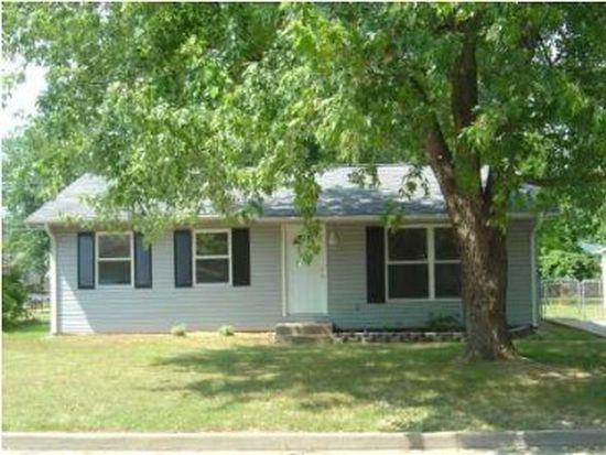 2554 Kathleen Ave, Evansville, IN 47714