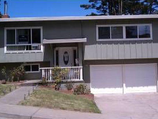 2070 Oakmont Dr, San Bruno, CA 94066