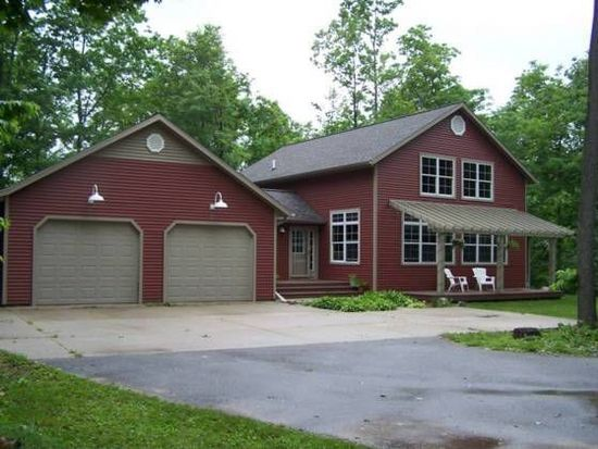 7510 S Sullivan Rd, Cedar, MI 49621