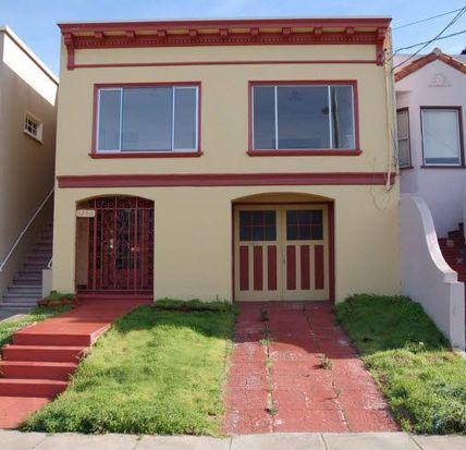 1266 43rd Ave, San Francisco, CA 94122