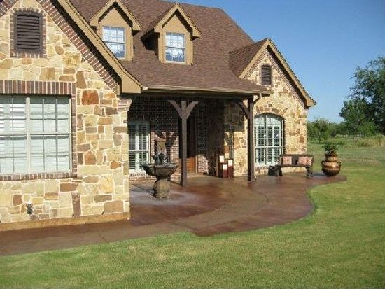 1045 Crown Valley Dr, Weatherford, TX 76087