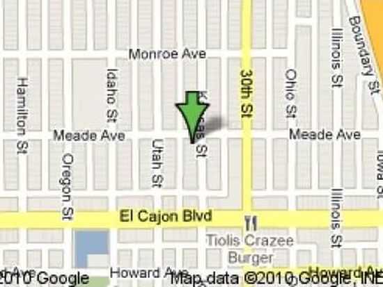 2883 Meade Ave, San Diego, CA 92116