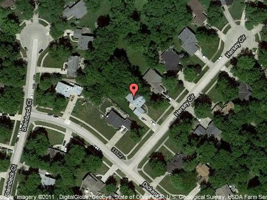 6566 Hersey Cir, North Ridgeville, OH 44039