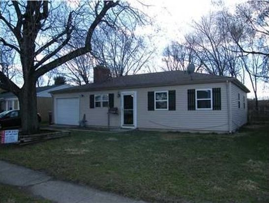 3702 Allison Ave, Indianapolis, IN 46224