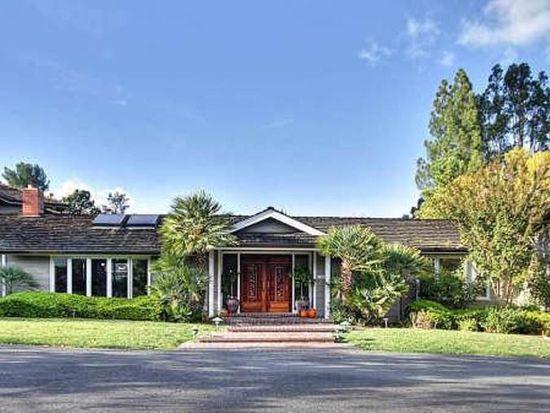 15251 Oak Ridge Way, Los Gatos, CA 95030