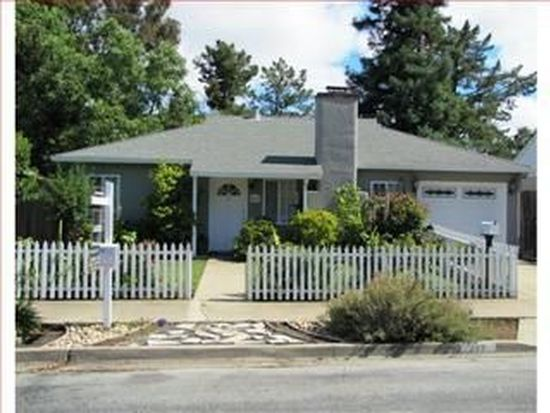 417 Hillcrest Dr, Redwood City, CA 94062