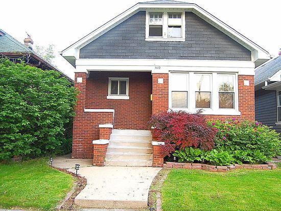 3419 Vernon Ave, Brookfield, IL 60513
