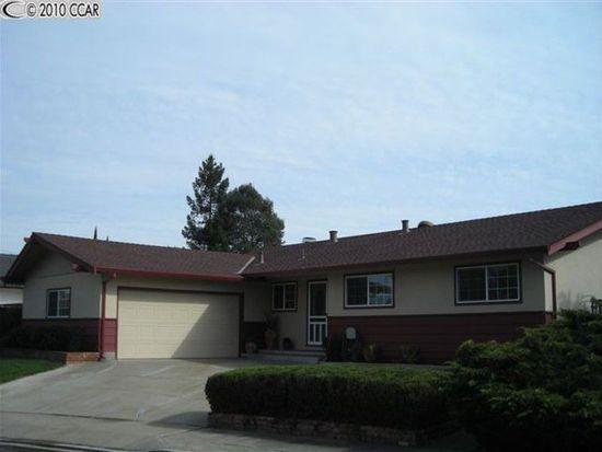 237 Paula Ct, Martinez, CA 94553