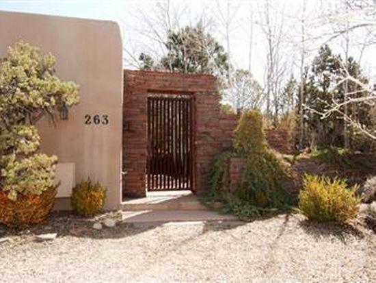 263 El Duane Ct, Santa Fe, NM 87501