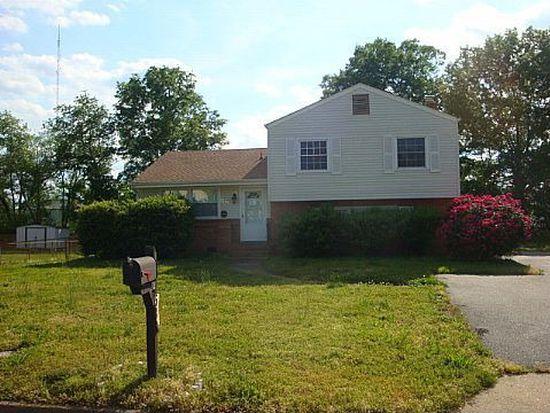 532 Tarpley Rd, Richmond, VA 23225