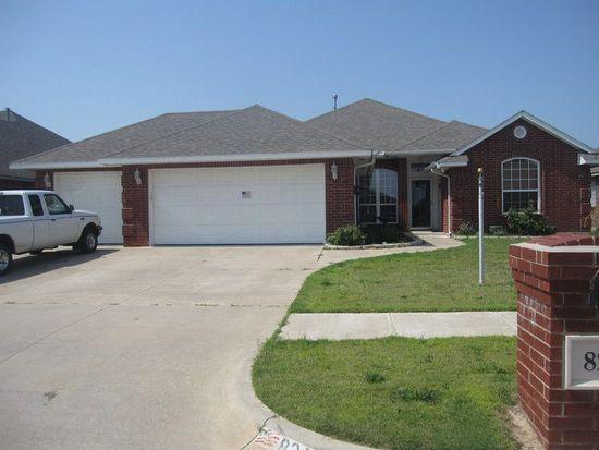821 SW 160th St, Oklahoma City, OK 73170