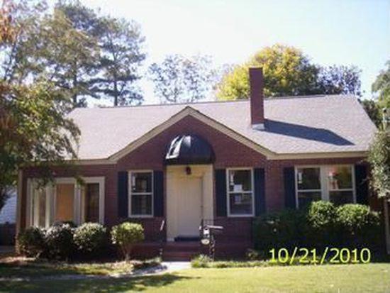 724 Mclaurin St, Griffin, GA 30224
