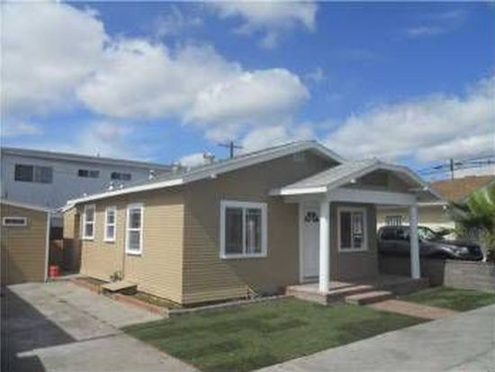 2816 Lincoln Ave, San Diego, CA 92104
