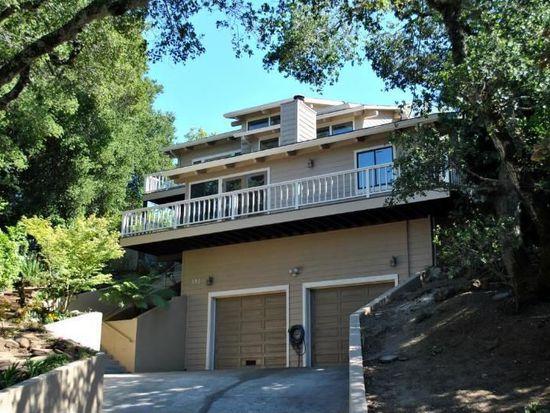 582 Hillcrest Way, Emerald Hills, CA 94062