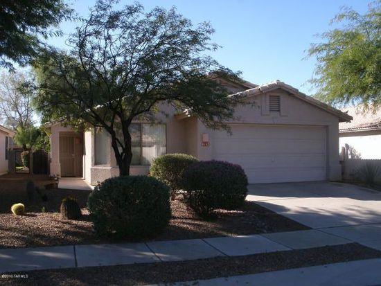9162 E Placita Arroyo Seco, Tucson, AZ 85710