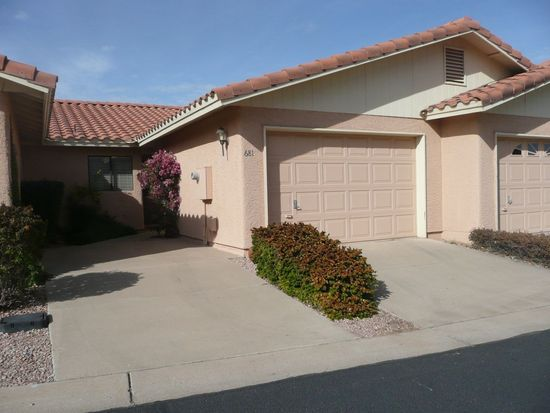 681 Leisure World, Mesa, AZ 85206
