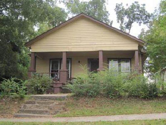 220 W Thomas St, Milledgeville, GA 31061