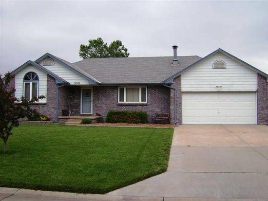 308 Garnett Ave, Garden Plain, KS 67050