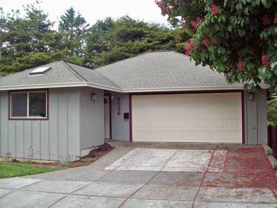 3536 Summer St, Eureka, CA 95503