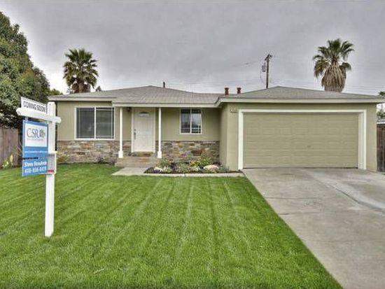 2550 Castello Way, Santa Clara, CA 95051