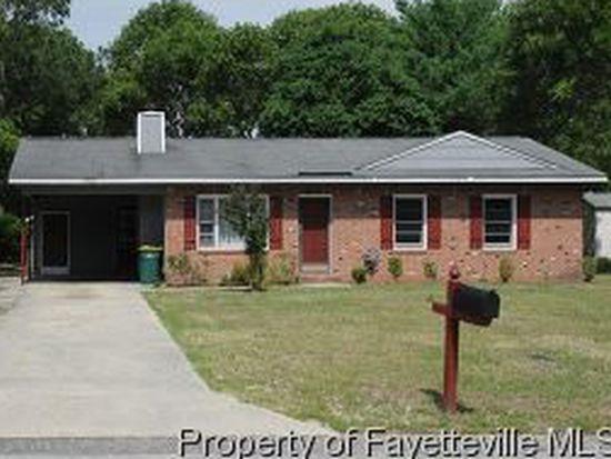 3708 Applegate Rd, Hope Mills, NC 28348