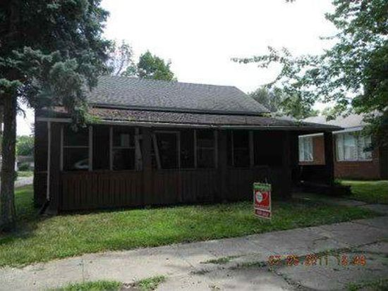 216 N 6th St, Middletown, IN 47356