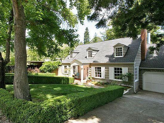 55 Norwood Ave, Kensington, CA 94707