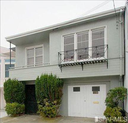 1778 23rd Ave, San Francisco, CA 94122
