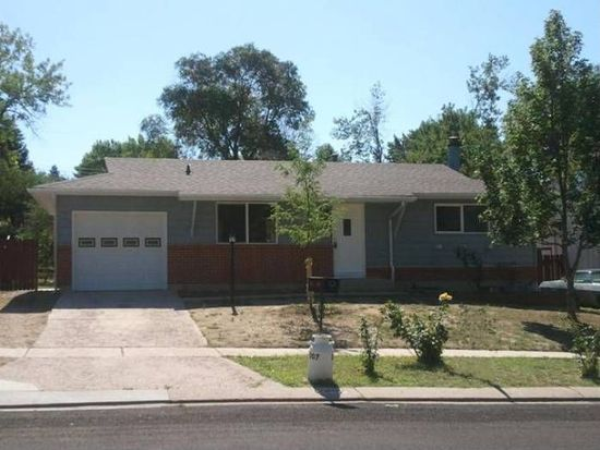 2007 Capulin Dr, Colorado Springs, CO 80910