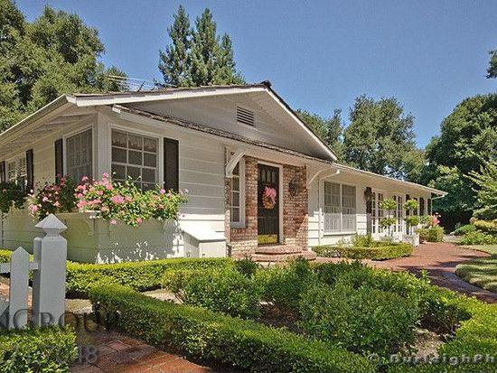 76 Tuscaloosa Ave, Atherton, CA 94027
