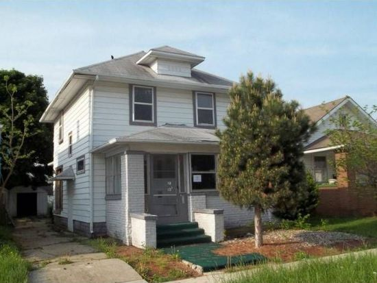 423 W 5th St, Anderson, IN 46016