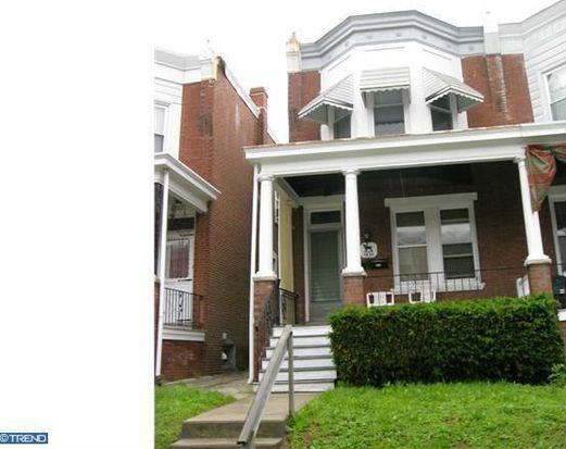 1231 Oakwood Ave, Norristown, PA 19401