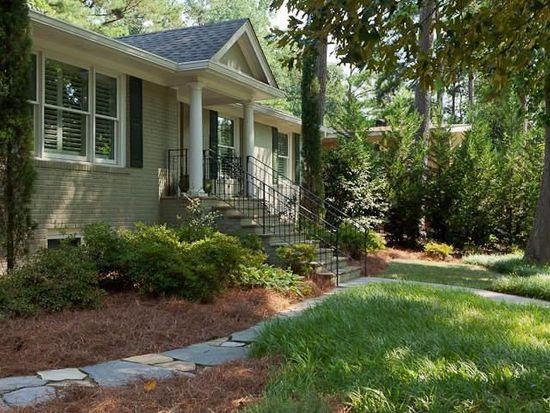 1729 Dunwoody Pl NE, Atlanta, GA 30324