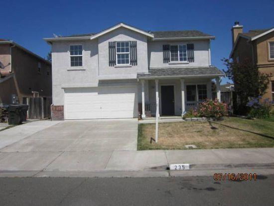 235 Brookside Dr, Suisun City, CA 94585