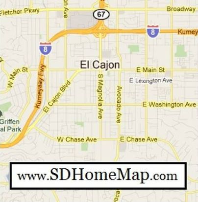 1751 El Pico Dr, El Cajon, CA 92020
