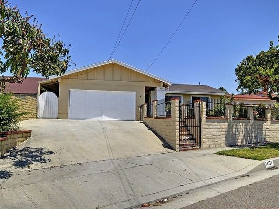 14337 Busby Dr, Whittier, CA 90604