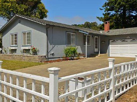 1551 Rosita Rd, Pacifica, CA 94044