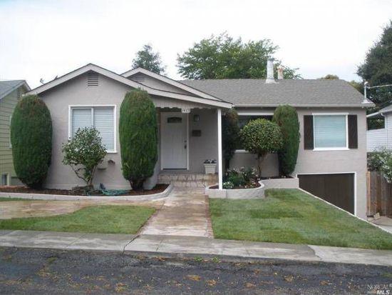 1413 Hill Ave, Napa, CA 94559