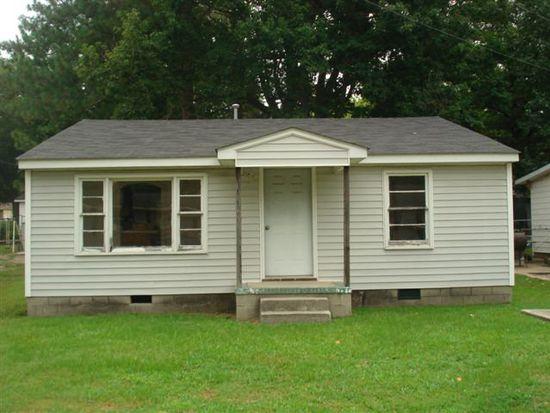 507 Pickett St SW, Wilson, NC 27893