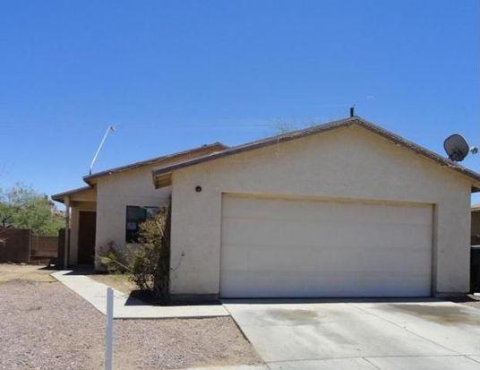 1822 N Silver Mountain Pl, Tucson, AZ 85745