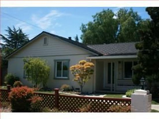 1203 Hazel Ave, Campbell, CA 95008