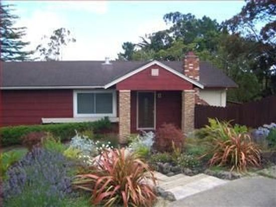 2291 Evergreen Dr, San Bruno, CA 94066