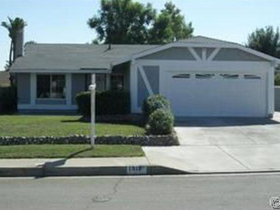 1917 Clemson St, San Bernardino, CA 92407