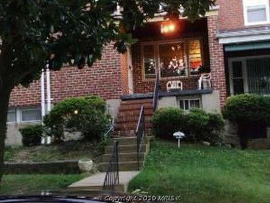 4550 Derby Manor Dr, Baltimore, MD 21215