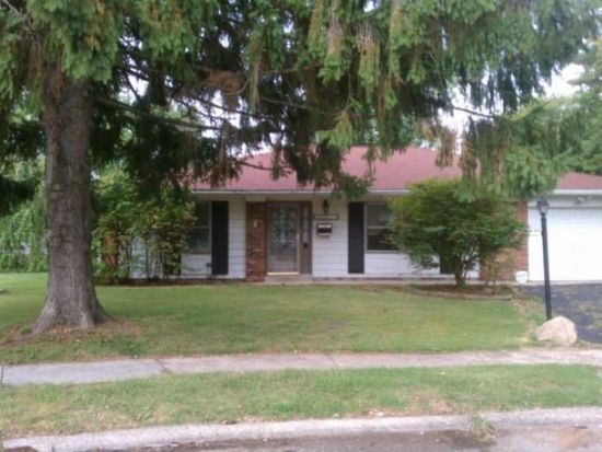 6411 Bluebell Ct, Indianapolis, IN 46224