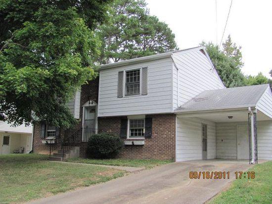 1425 Kemper Road Ext, Danville, VA 24541