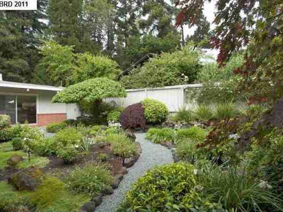 1665 Alhambra Ln, Oakland, CA 94611