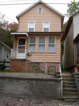 427 Chester St, Johnstown, PA 15906